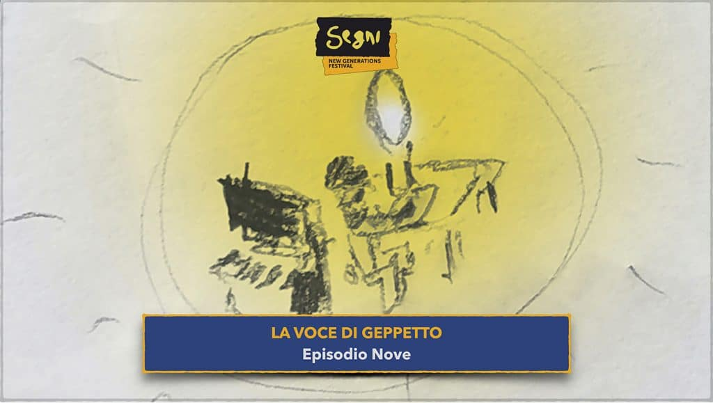 LA VOCE DI GEPPETTO - 9