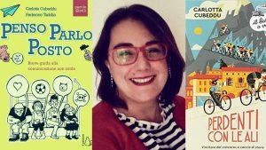 INCONTRO CON L'AUTORE: Carlotta Cubeddu – Parole e musica al tempo dei social