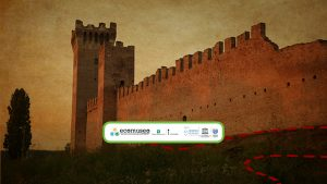 TREASURE HUNT from the medieval castle of Villimpenta